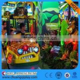 Jungle safari Amusement Rides,electrical train set