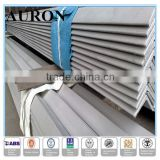 AURON/HEAWELL ABS BV GL DNV ISO ROHS CE Hot dipped galvanized Q345 steel equal angle bar /carbon steel bend bar/45 degree beam