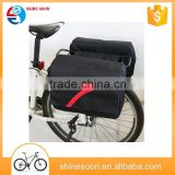 New Style High Quality Double Rear Pannier Bike Bag