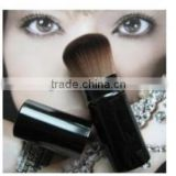 King retractable trimming loose makeup brush set We can supply private label makeup brush