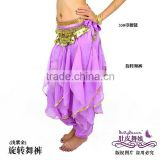 light purple belly dance harem,chiffon costume for belly dancing,belly dance wear,belly dance clothes,belly dancing clothes