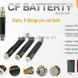 Perfect Structure Design Aspire CF VV Battery Aspire CF VV+ Battery Aspire CF G-Power Battery