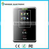 TOUCH SCREEN NETWORK 12 V FAST FACE RECOGNITION TIME ATTENDANCE SYSTEM