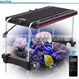 144w full spectrum wholesale indoor led aquarium light / aluminium housing diy led aquarium lights