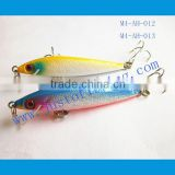 9+ years Wholesaler & OEM Manufacturer ,Hirun fishing tackle,vivid swim action crank bait hard lures M4-AH-012.013