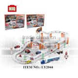 City tracks toys metal BO railway train children play racing car