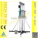 Hot sales HDT-40 Heavy Duty Truss Tower , truss lift tower                                                                         Quality Choice