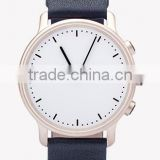 Luxury leather strap wrist lady watch quartz geneva watch quartz japan movt watch waterproof