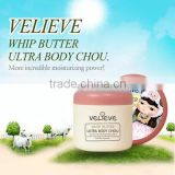 [VELIEVE]Whip Butter Ultra Body Chou / Body Cream /Nature essence body cream /Body whitening cream
