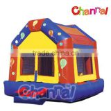 CE certification hot selling inflatable balloons printing bouncers