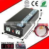 1000W 12VDC-220VAC pure sine wave inverter UPS power supply inverter AC charge home inverter