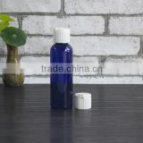 cosmetic plastic bottle with white flip top for shampoo                                                                                                         Supplier's Choice