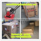 ZLC60/80/90/100/120/160 Plate Compactor with Honda/Loncin/Robin Engine for Mozambique Madagascar