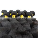 wholesale the most charming body wave hair extension made of pure brazillian human hair