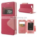 Wholesale Cell Phone Accessories Leather Flip Case For Asus Zenfone 6 Roar Fancy Diary Case