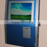 Wall Mounted Coin Acceptor Touch Screen Karaoke Jukebox