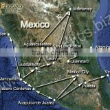 Xiamen International Logistics To Vera Cruz Mexico