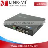 LM-EC101A 1080p SD/HD SDI Network Video Encoder H.264 Support RTMP Push Protocol