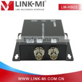 LM-HSD2 Video HD HDMI Displayport to SDI Converter With Scaler, Convert HDMI to SDI Embedded Audio