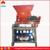 mini block making machine/manual operated small block making machine/ hollow block making machine price