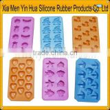 animal shaped Various Silicone cake mould