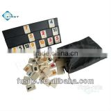 Urea Rummy Tile Set with Tray