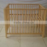 2016 solid wood kids playpen wooden baby playpen easy assembly
