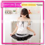 CSWh98 Fashion Sexy Costumes Sexy Maidservant Uniform For Teen Girls