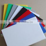 polycarbonate solid pc sheet,PMMA glass acrylic sheet for decorative construction plastic material