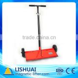 Magnetic Sweeper Remove Nuts Bolts Screws Roofing Nails Workshop Garage Yard NEW
