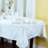 Wholesale Jacquard Damask Table cloth fabric