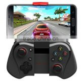 "PG-9033 Wireless Bluetooth Gaming Game Controller Joystick Gamepad for iOS Android 6"" Smartphone PC TV"
