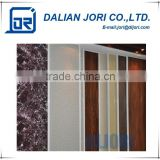 UV Coating Wall Decorative Paneling Wood Grain & Stone Texture Series Fireproof Waterproof Fluorocarbon Paint Panel