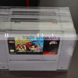 clear transparent box protectors for NES games