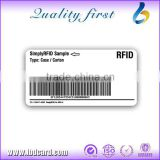 Hot Sale High Quality Aluminum Sticker Label, RFID Tag For Books, RFID Jewelry Tag China
