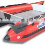 Speed boat ,aluminum floor,steel transom LY-430