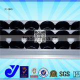 JY-2049|Sliding door roller system|Industry heavy duty roller track|Aluminum fluency strip for assembly line
