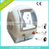 Ultrasound Cavitation For Cellulite Tripolar Rf+cavitation Machine For Loose Weight Products Vacuum Fat Loss Machine
