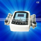 Super cavitation+ portable RF skin machine with ce used to firm body& anti age&removal fat&loose weight
