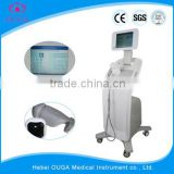 Hifu Fat Burning Body Sexy 8MHz Shape Machine For Belly Fat Loss Bags Under The Eyes Removal