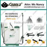 (AG-1212A) China KOBOLD hand pump agriculture 12L/20L knapsack backpack sprayer for agriculture