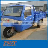 cargo transportation small dumping truck with single diesel engine