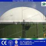 Biogas plant project, small biogas plant and big biogas plant for industral use