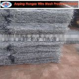 Construction Used Creative Mesh pvc coated gabion box/pvc coated gabion box/welded wire mesh panel