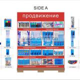 one dollar/euro/0.99 cent/display box/show box/PDQ/CDU/Counter/Tray Floor Stand Display Retail/dollar/euro store item pallet