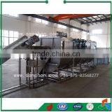 China Vegetable Potato Blanching Machine