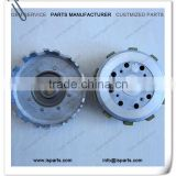 factory price motorcycle parts wet clutch for AM6
