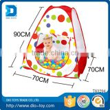 hot Outdoor/Indoor children soft play playground toy colorful ocean kids ball pool with 50 grains ball