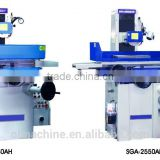 SG SGA Saddle Moving Surface Grinding Machine, table size 200x460 250x500 305x635 305x1020 406x813 406x1020mm