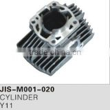 Motorcycle parts & accessories cylinder/engine for Y11